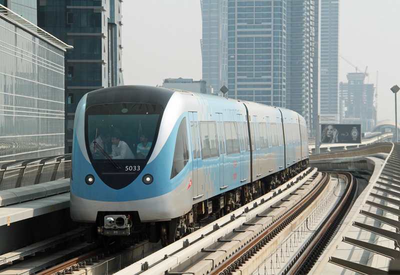 A contract has been awarded to improve three Dubai metro stations [representational]