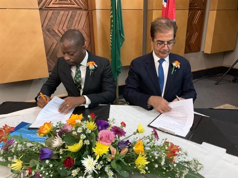 DP World inks MoU to develop economic zone in Namibia