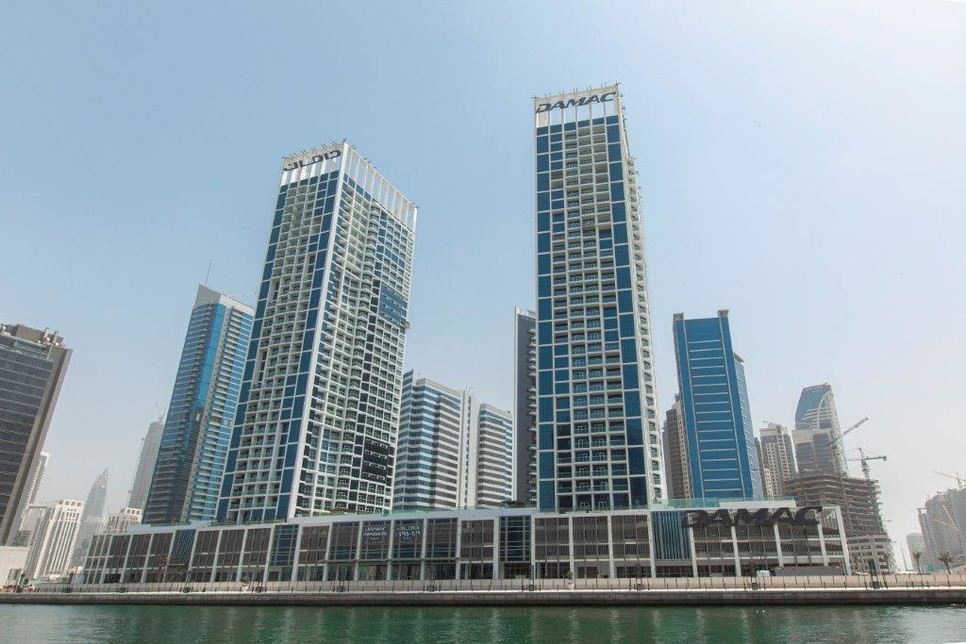 Damac has completed projects including Prive, Ghalia, and Tower 88 in Dubai.