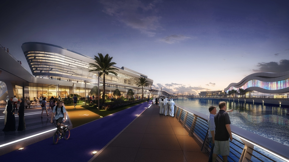 Abu Dhabi's Al Qana reveals 8,000m2 The Bridge wellness hub