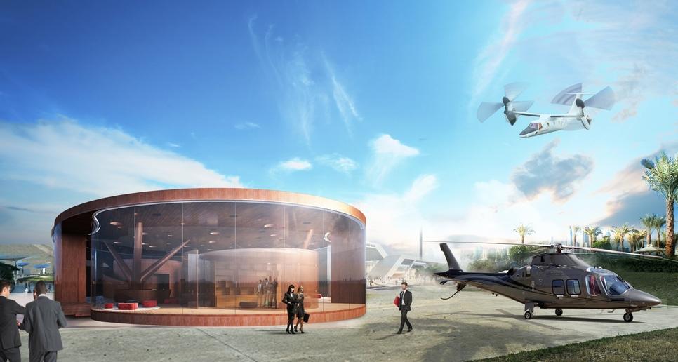 The facility will be located close to Expo 2020 Dubai site.