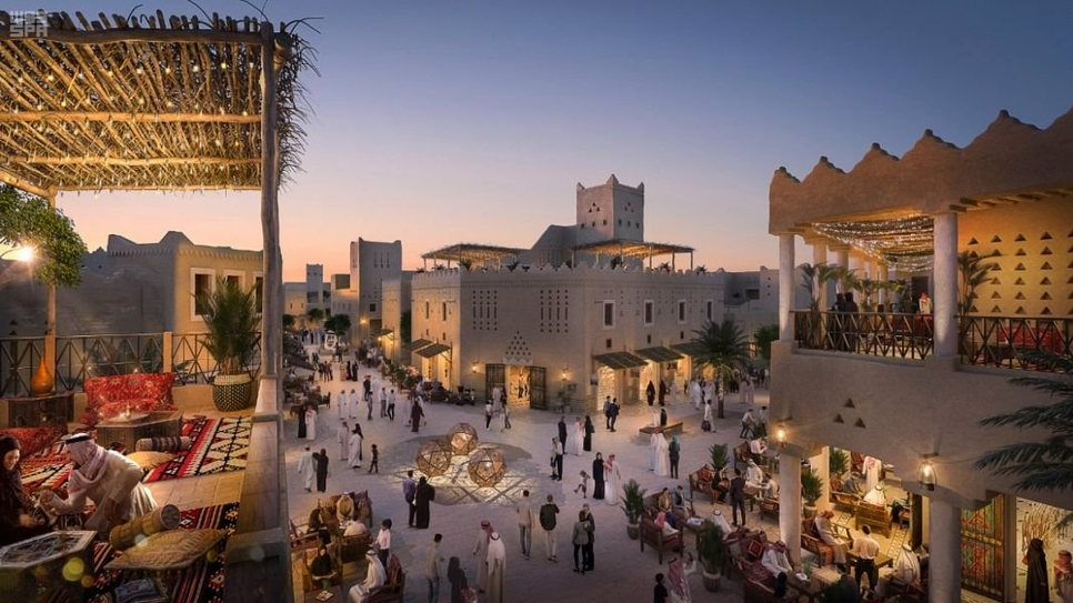 The Diriyah Gate Project will be a cultural and lifestyle development.
