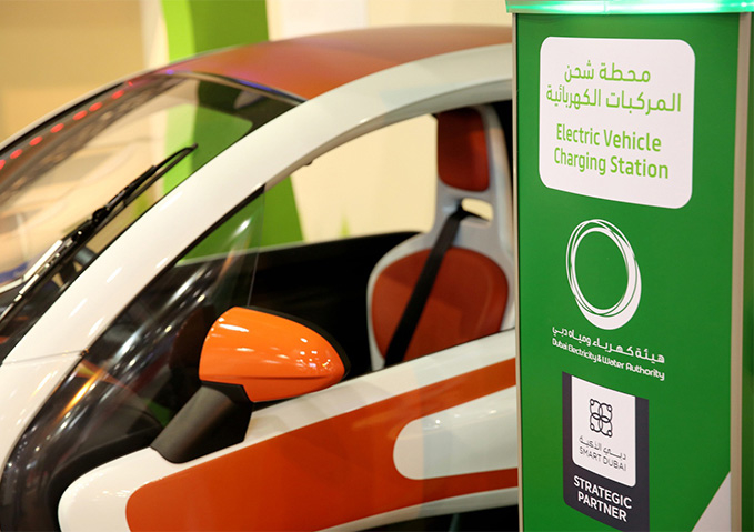 Dewa extends free electric vehicle charging for non-commercial users at public charging stations till end-2021