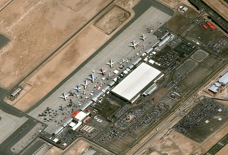 Dubai Airshow 2019 witnessed the signing of key construction deals