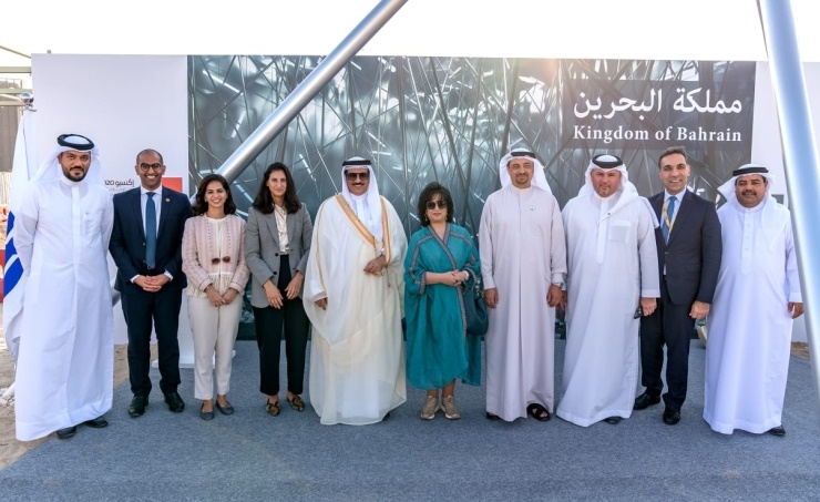 Foundation stone laid for Bahrain Pavilion at Expo 2020 Dubai site