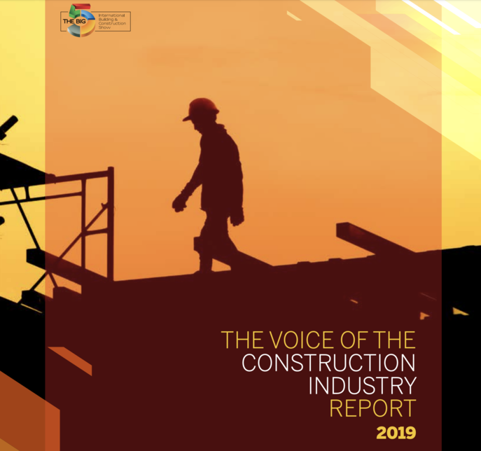 The Big 5 2019 Voice of the Construction Industry report