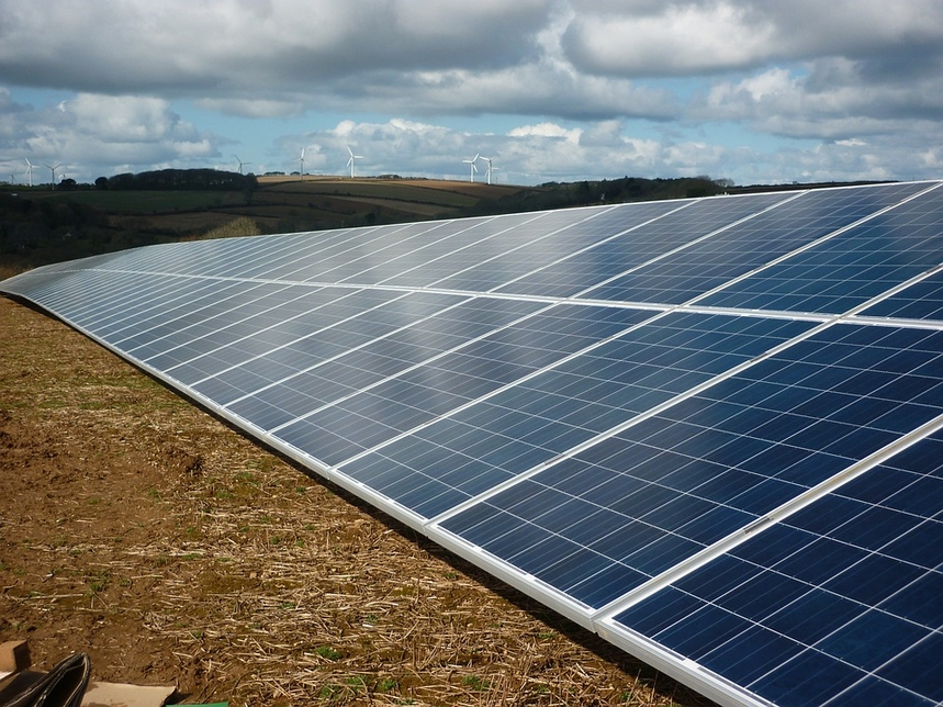 Sterling and Wilson commissions its first solar PV project in Oman. [representational image]