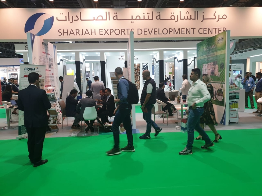 Sharjah Chamber brings 11 construction companies together