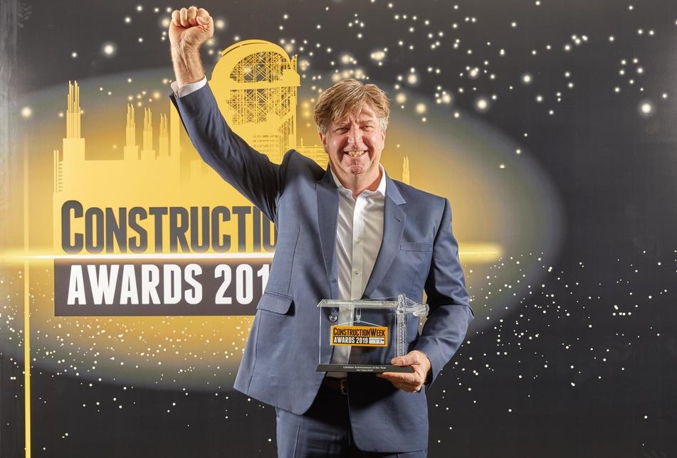 ALEC's Kez Taylor wins Lifetime Achievement Award