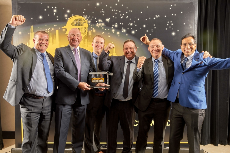 Kier Construction was among our winners at the CW Awards 2019