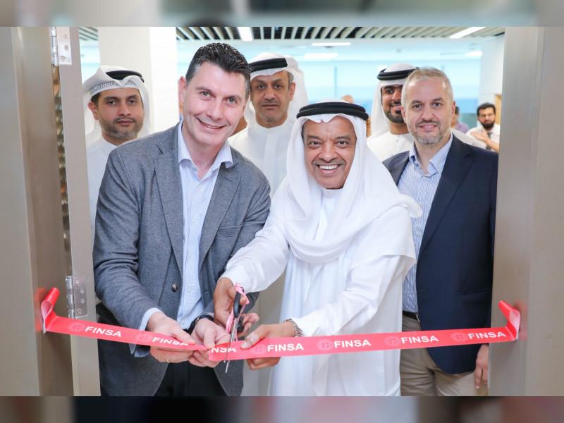Finsa Middle East opens regional office in Dubai Silicon Oasis