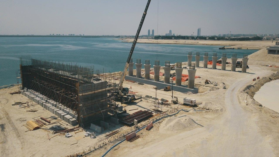 The project is expected to be completed by Q3 2020.