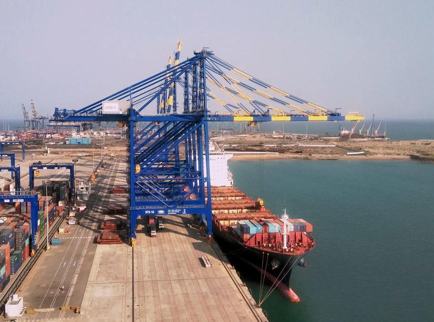 Mawani operates the Jeddah Islamic Port in Saudi Arabia. [representational]