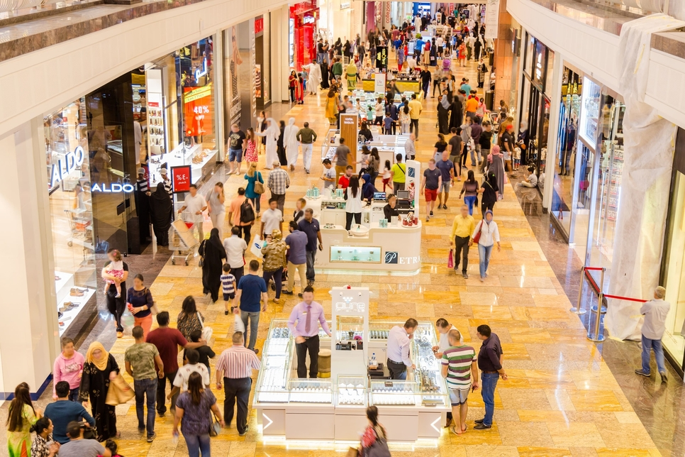Dubai private sector, malls to operate at 100% capacity