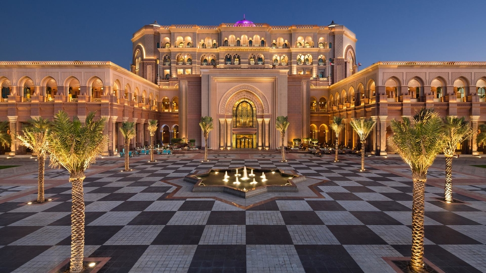 COVID-19: Emirates Palace takes steps in line with NCEMA