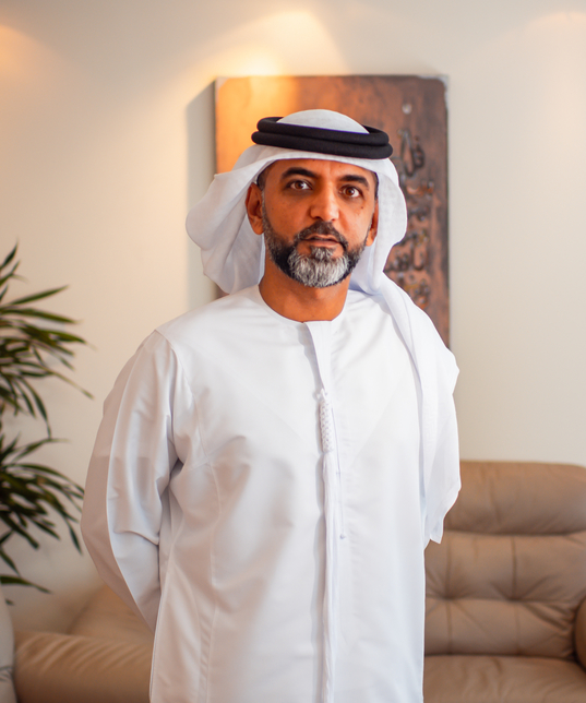 Chief executive officer of Al Ruwad Real Estate, Ismail Al Hammadi