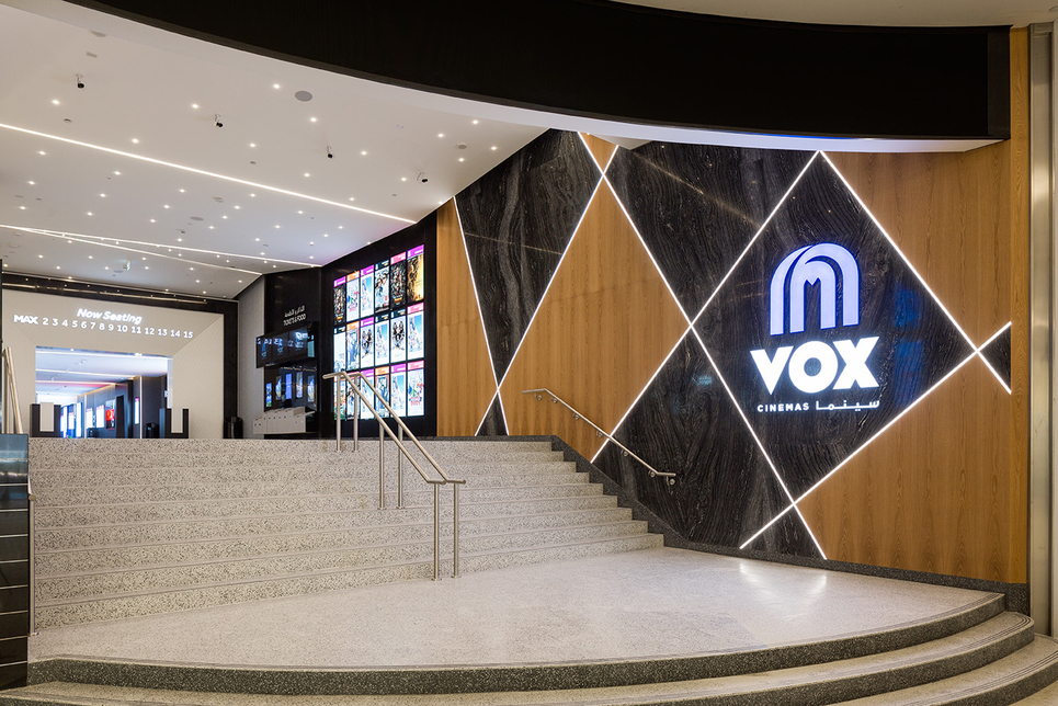The project is Havelock One's fifth VOX Cinemas in 2019.