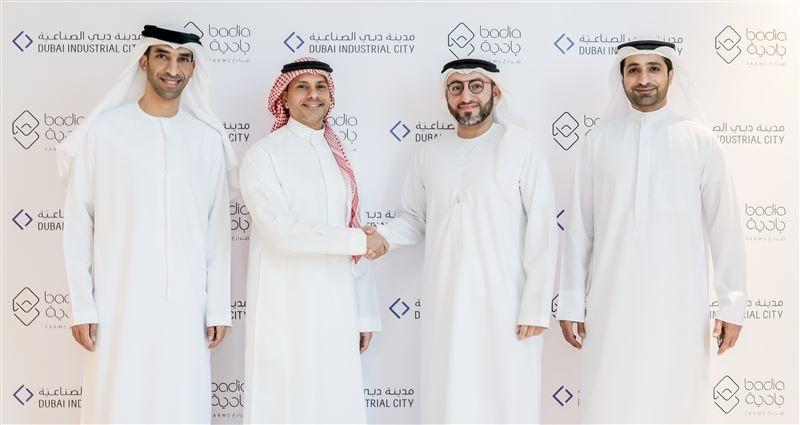 Dubai Industrial City welcomes 4,645m2 Badia vertical farm