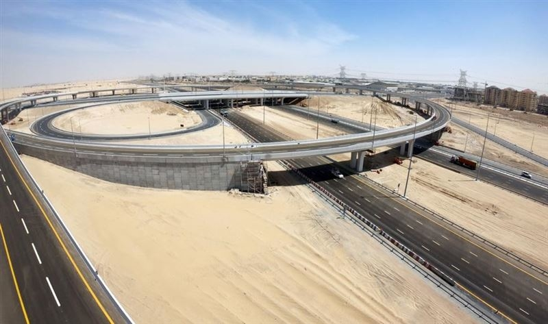 RTA opens Phase 6 of roads leading to Expo 2020 Dubai site