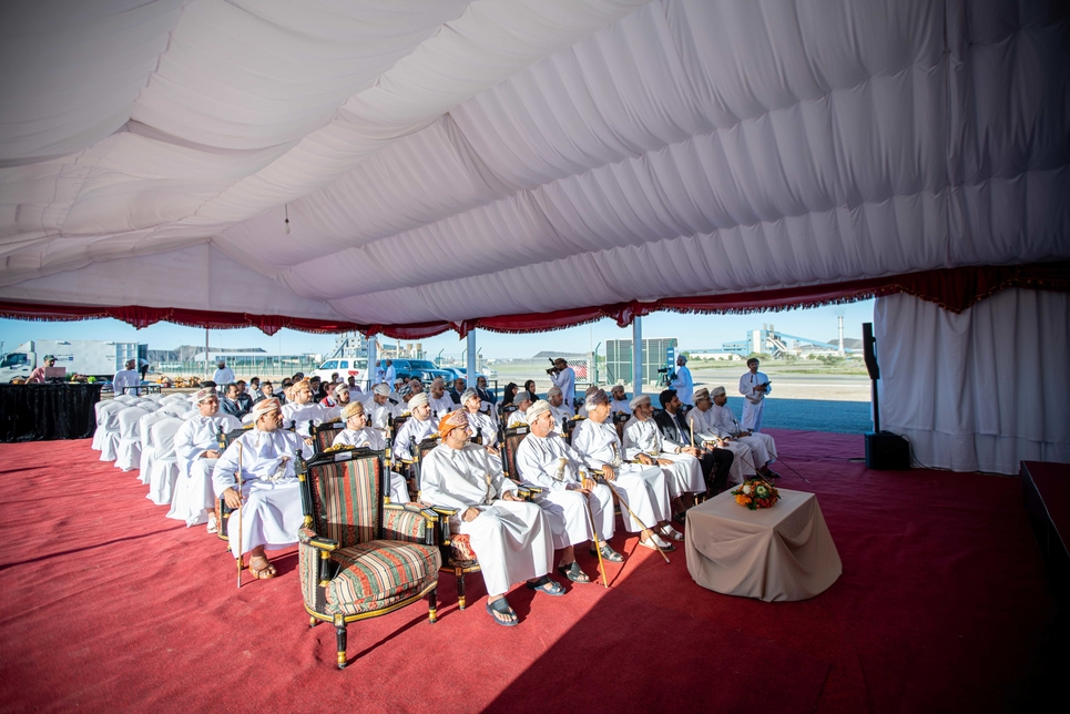 Sanvira Carbon breaks ground on coke calcining facility in Oman's SFZ