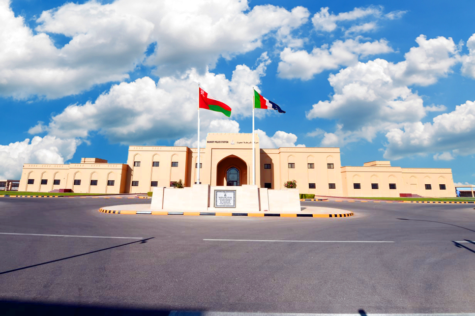 Royal Oman Police to open Mahut Police Station building in Al Wusta