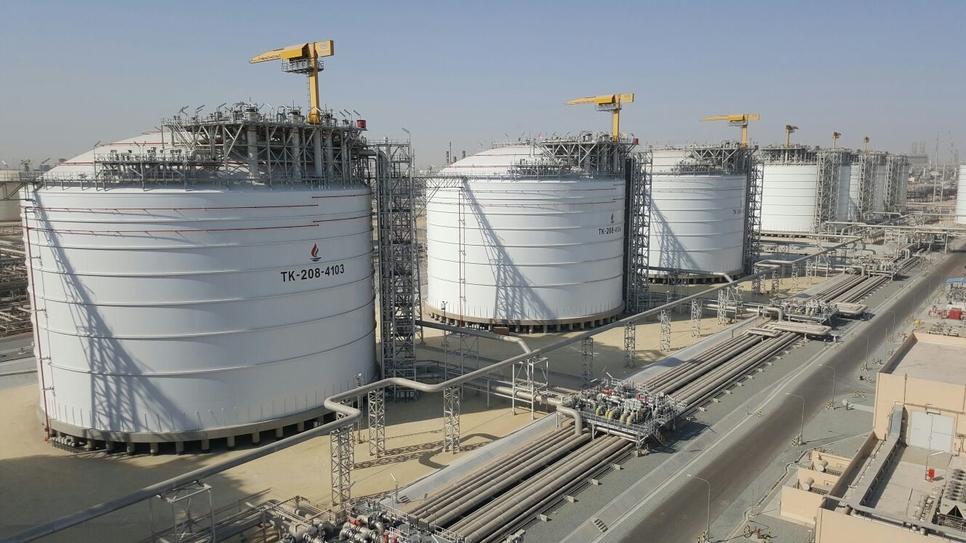 The production unit is located at Mina Al-Ahmadi in Kuwait.