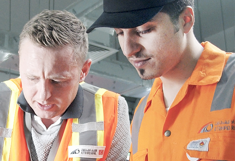 Etihad Rail has launched a Emiratisation programme for aspiring engineers