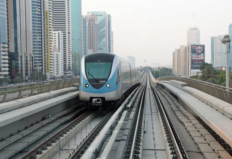 907,411 riders used Dubai metro's Red and Green lines on New Year's Eve 2020