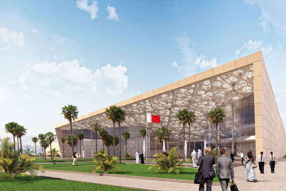 The centre will be locted next to the Bahrain International Circuit.