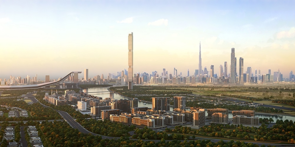 Azizi Developments recorded 81% sales across 54 ongoing projects.