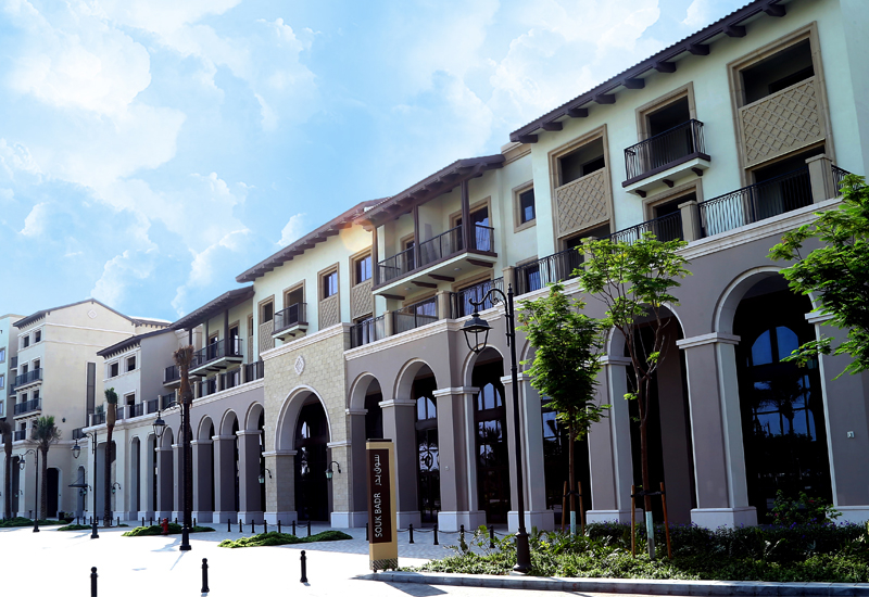 The first phase of the luxury residential development, BADR, has been unveiled