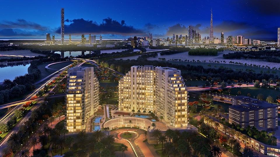 Creek Views is located in Dubai Healthcare City.