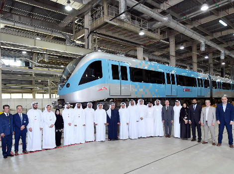 RTA starts a trial-run of drones, nanotechnology at Dubai Metro