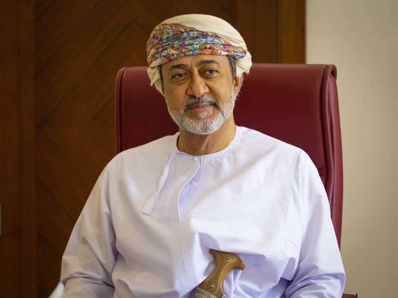 HM Sultan Haitham Bin Tariq Bin Taimour Al-Said, Sultan of Oman