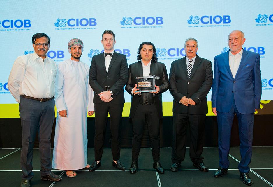 Construction Week Oman Awards, CW Oman Awards 2020, Construction week awards