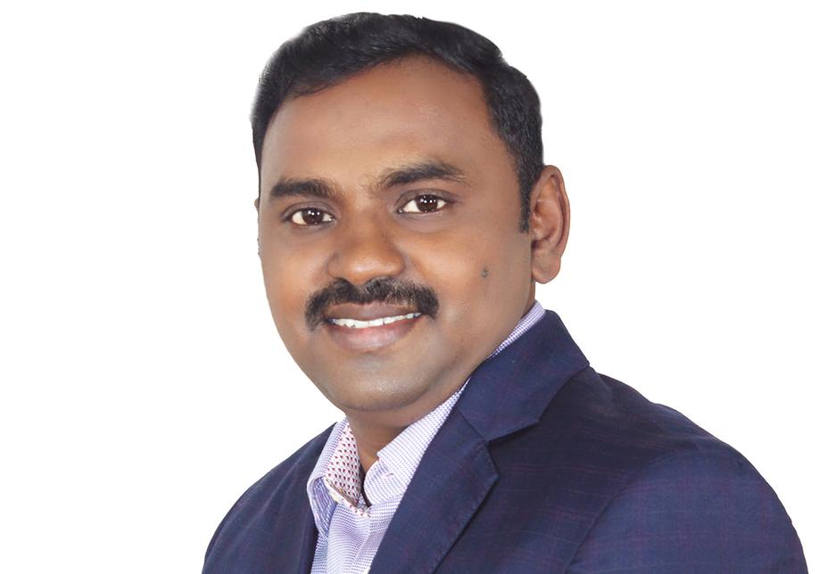 Prabhu Ramachandran, Founder and CEO of Facilio