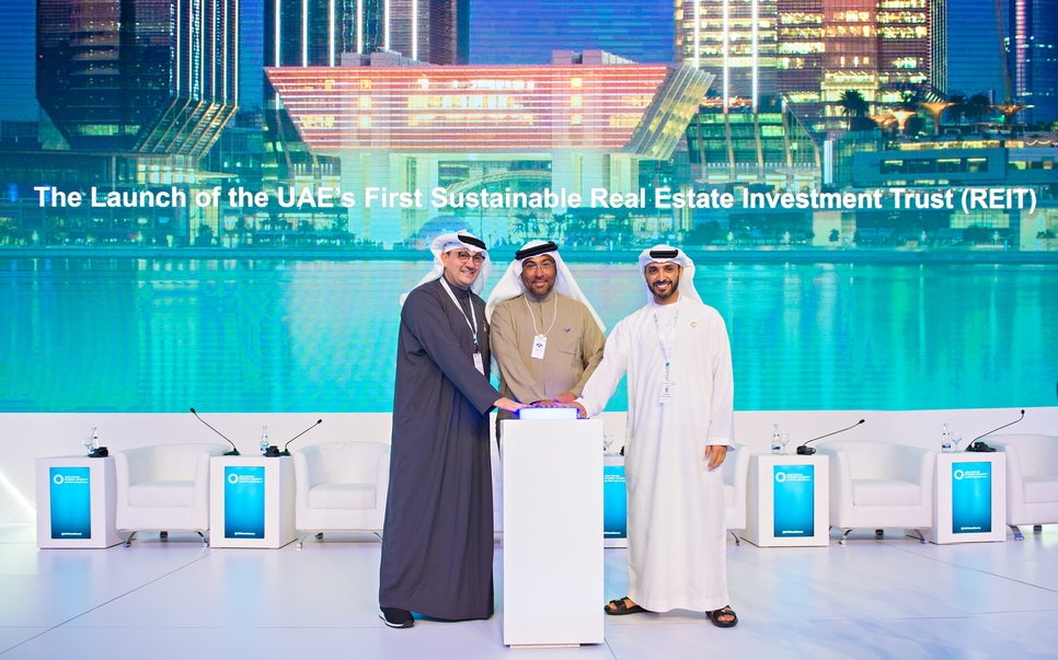 Masdar launches UAE's first green real estate investment trust