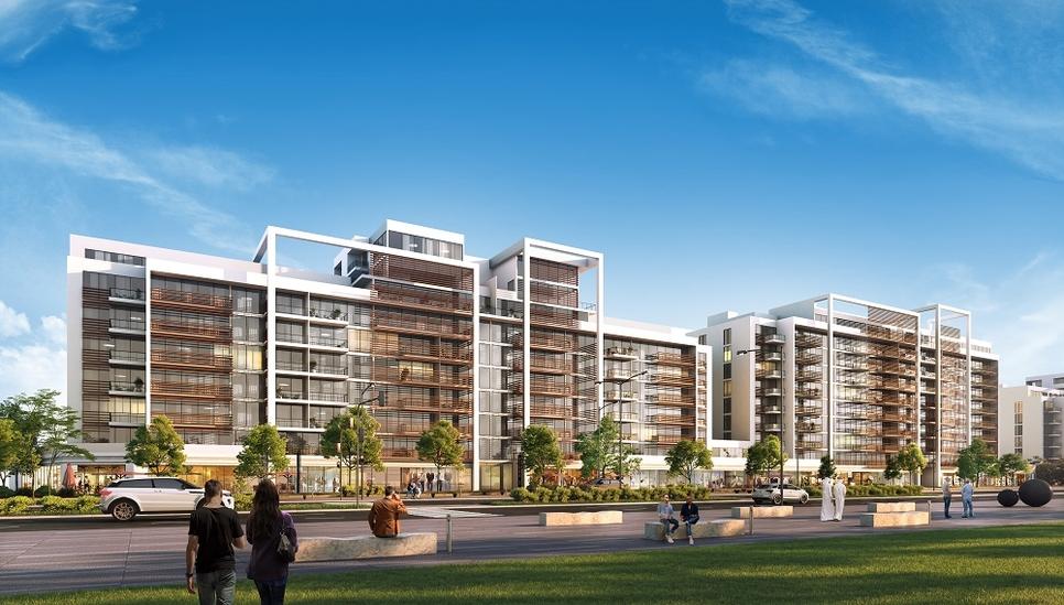 Aarada is developing Aljada and Nasma Residences in Sharjah