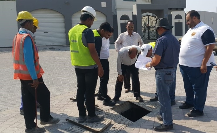 Bahrain completes work on drainage network in Wadi Al-Seal