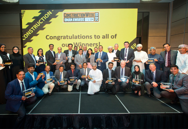 Here are the winners from the CW Oman Awards 2019