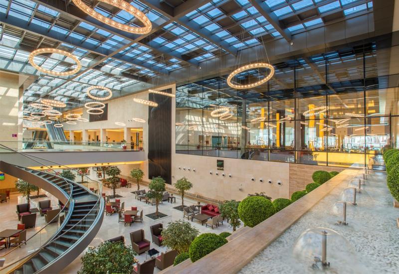 IHG's Crowne Plaza hotel in Riyadh