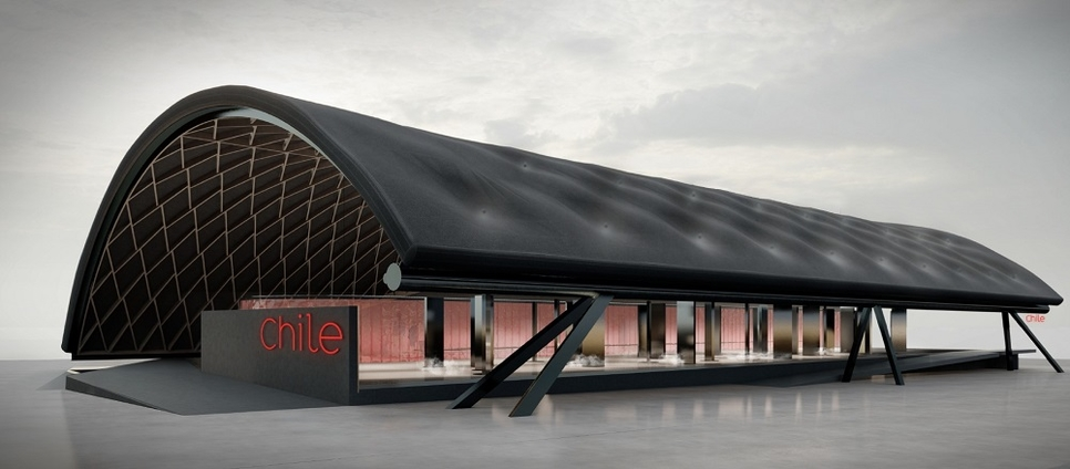 Chile Pavilion will be located within Expo 2020 Dubai's Sustainability District.