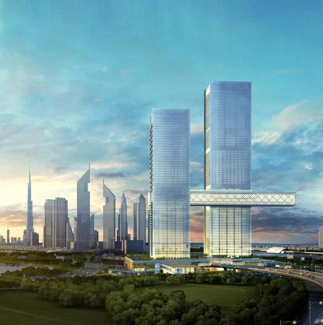 Ithra Dubai's One Za'abel project marks 35% completion milestone
