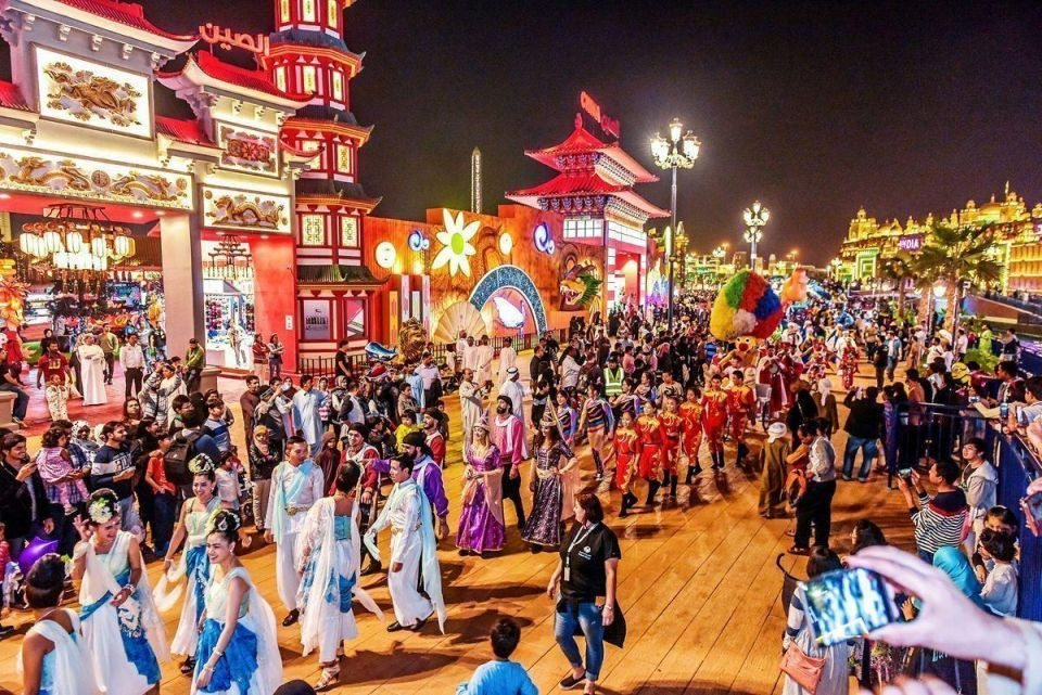 Dubai's Global Village named among Top 4 attractions in the world