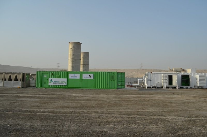 The plant will be located in Dubai's Al Qusais.