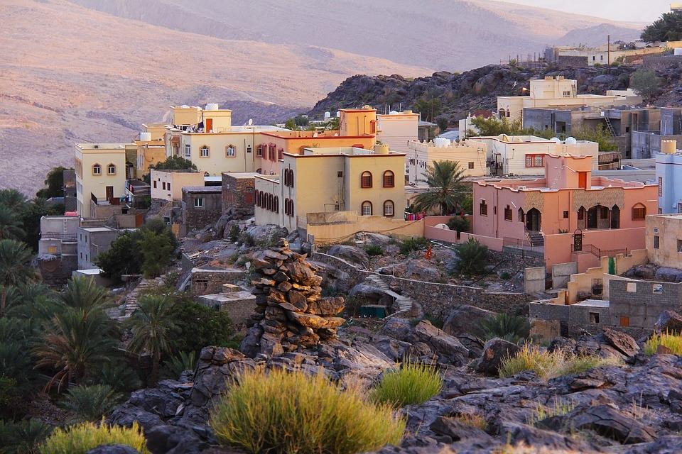 Oman's residential plot allotment falls 29.6% to 2,069 in Jan 2020. [representational]
