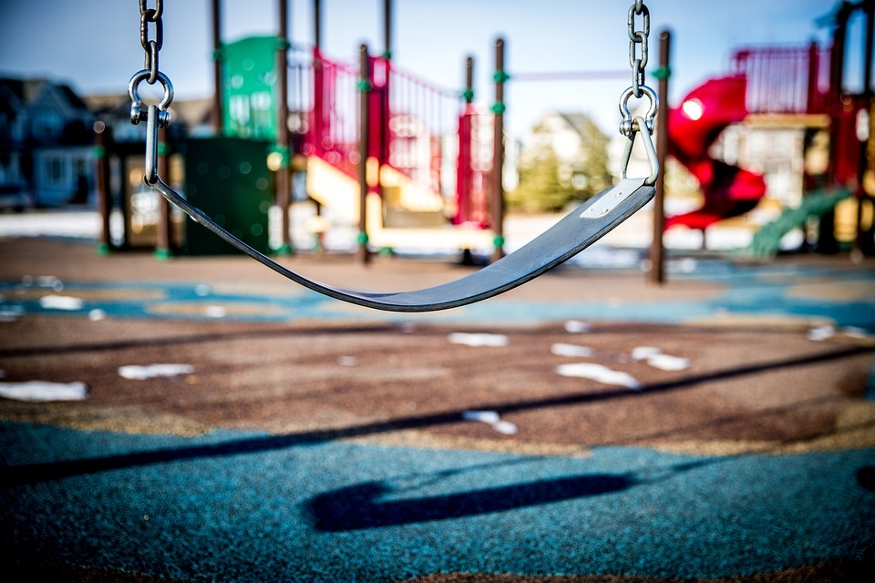 Dubai Municipality builds e-gates in playgrounds in residential areas [representative image]