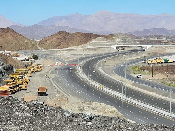 Oman opens 191km stretch of A'Sharqiyah Expressway [Photos courtesy: ONA]