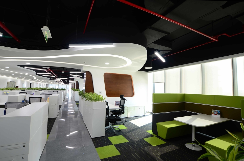 Design Infinity is an interior design and fit-out firm