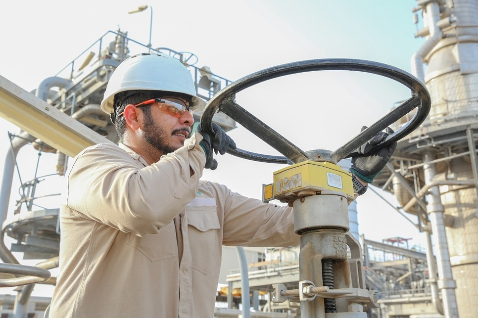 Oman LNG's safety milestone reflected its focus towards the health and safety of its employees and contractors [All images: Oman News Agency]
